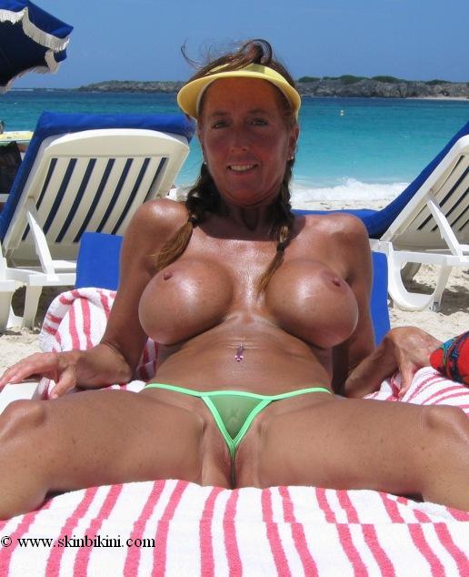 trish of skin bikini