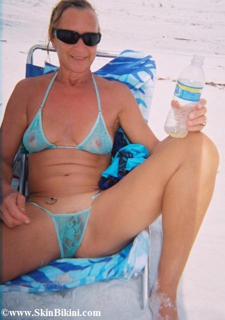 Amateur bikini contributors
