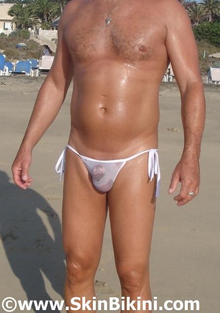 bikini Mens micro dare