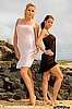 AC-0577 See-Through Sexy Beach Dress Cover up