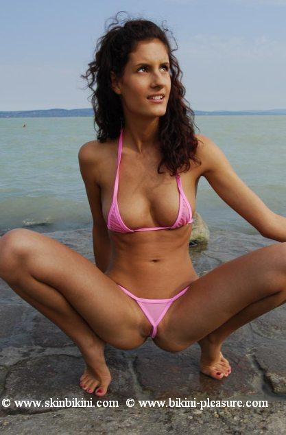 photos contributor Micro bikini