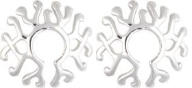 NR-013  Y Shield Design Clip-On NON-PIERCING Nipple Rings