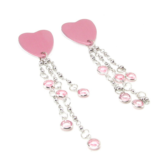 CE-010 - Body Charms - Pair of Hearts