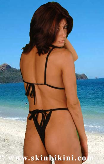 BY-0631 Hot & Sexy Criss-Cross V-cut Swimwear