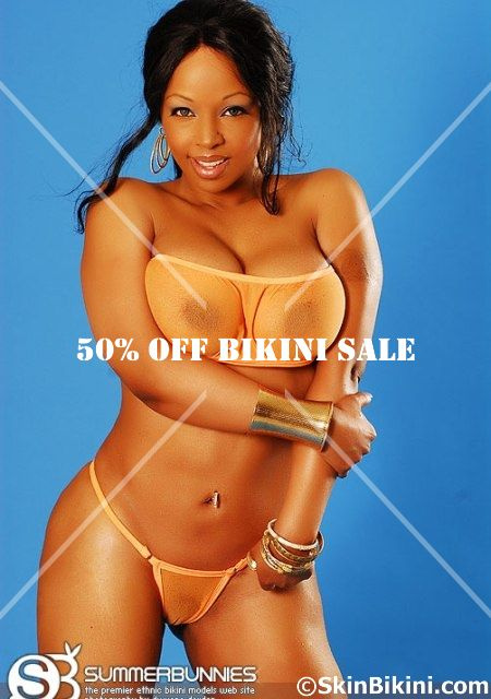 see-thru micro bikini set on sale