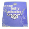 PL-MN205 Tribal Belly Chain Non-Piercing Body Jewelry